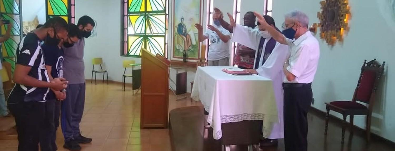 Novos Postulantes
