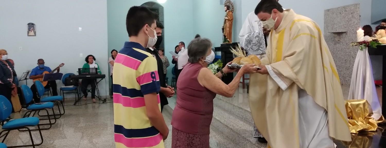 25 anos de profissão perpétua de Pe. Augusto Oliveira