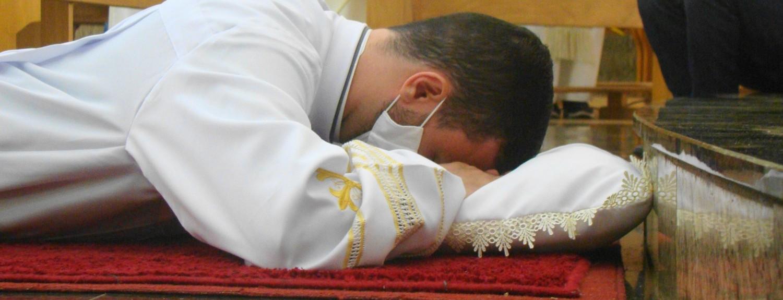 Ordenação Diaconal do Ir. Caio Henrique